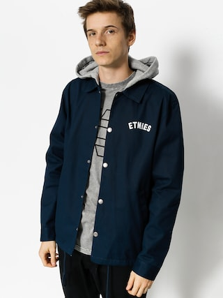 Kurtka Etnies Keystone Hooded Coach (dark navy)