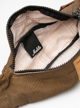 Nerka Malita Checked (brown/brown label 2)