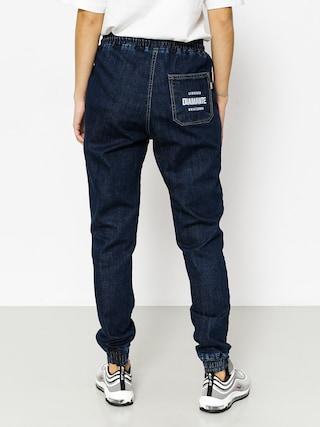 Spodnie Diamante Wear Rm Jogger Jeans (navy)