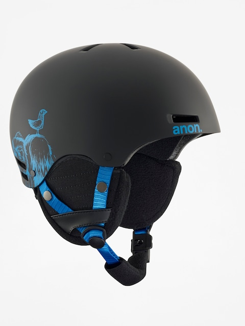 Dziecięcy kask Anon Rime (sulley black)