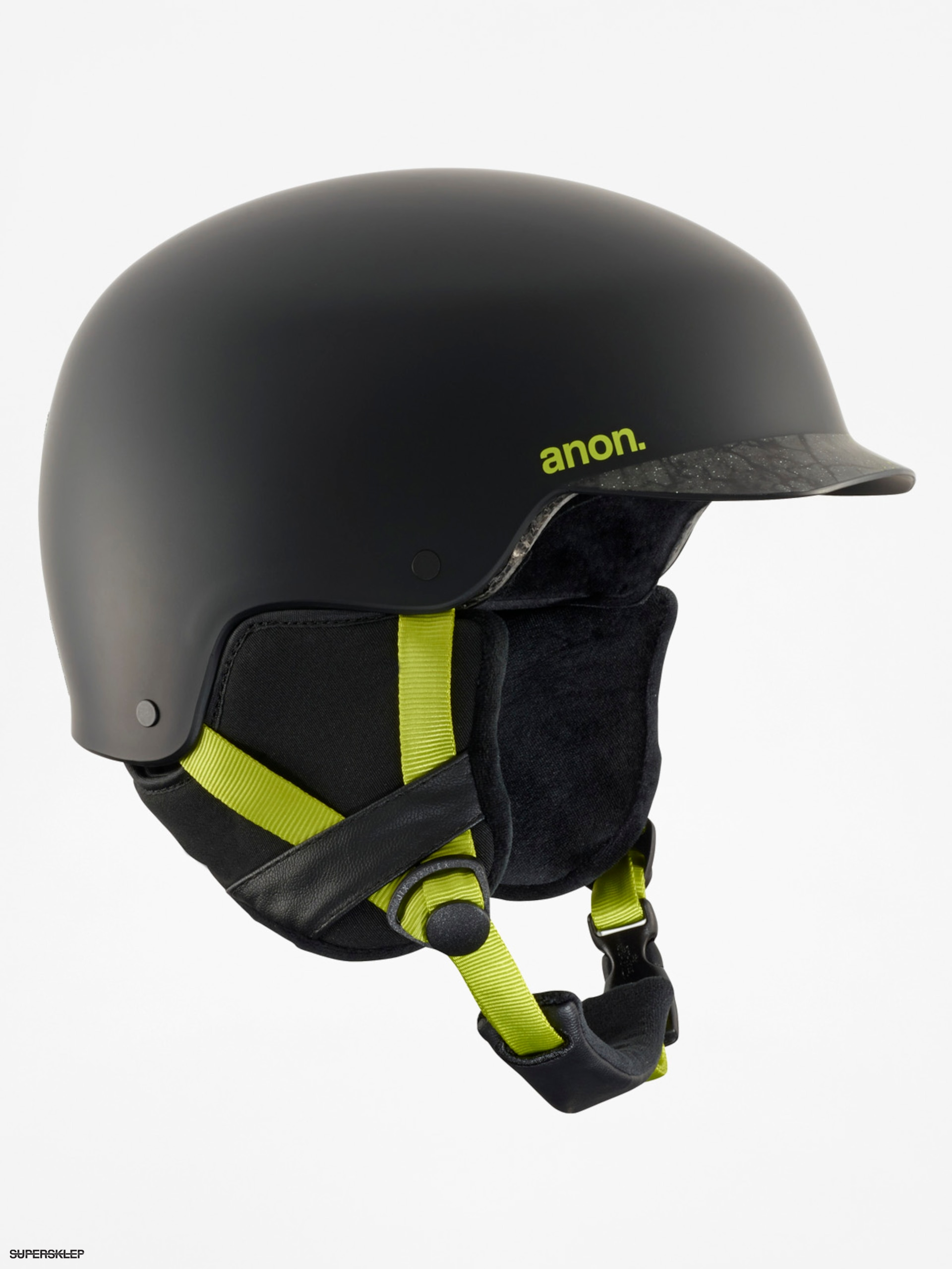 Kask Anon Blitz (cracked black)