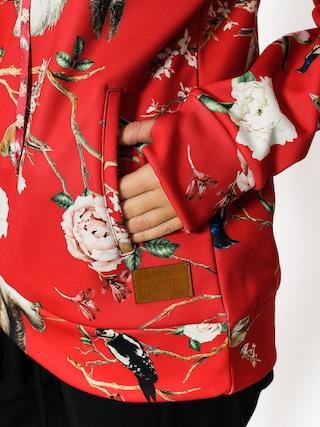 Bluza z kapturem Femi Stories Havas HD Wmn (red sq)