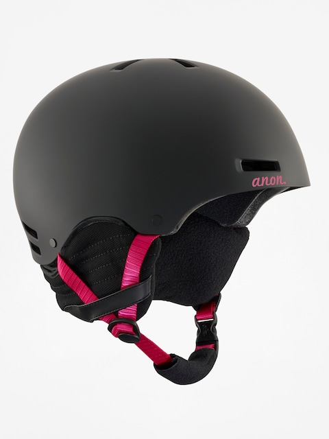 Kask Anon Greta Wmn (black cherry)