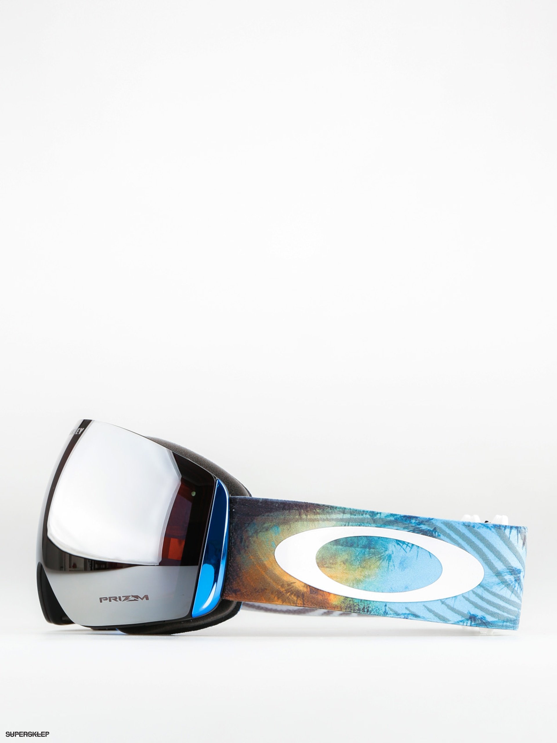 Gogle Oakley Flight Deck (prizm snow black iridium/prizm snow black iridium)