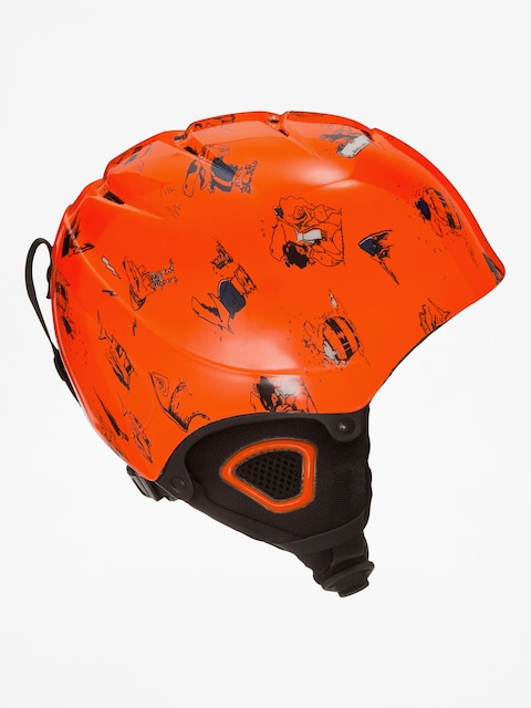 Kask Quiksilver The Game B (shockin orange)