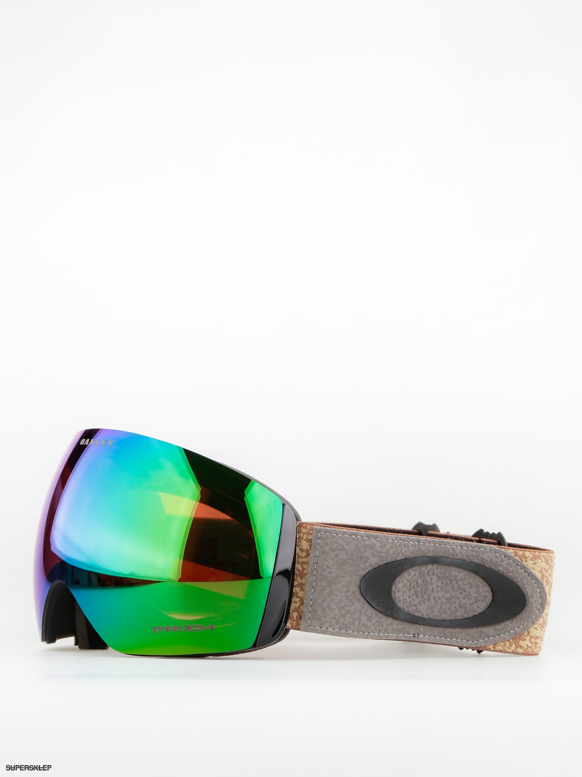 Gogle Oakley Flight Deck (harlaut sig mad x/prizm snow jade iridium)