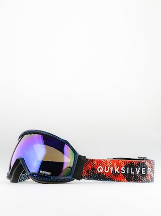Gogle Quiksilver Hubble Tr (marine iguana real)