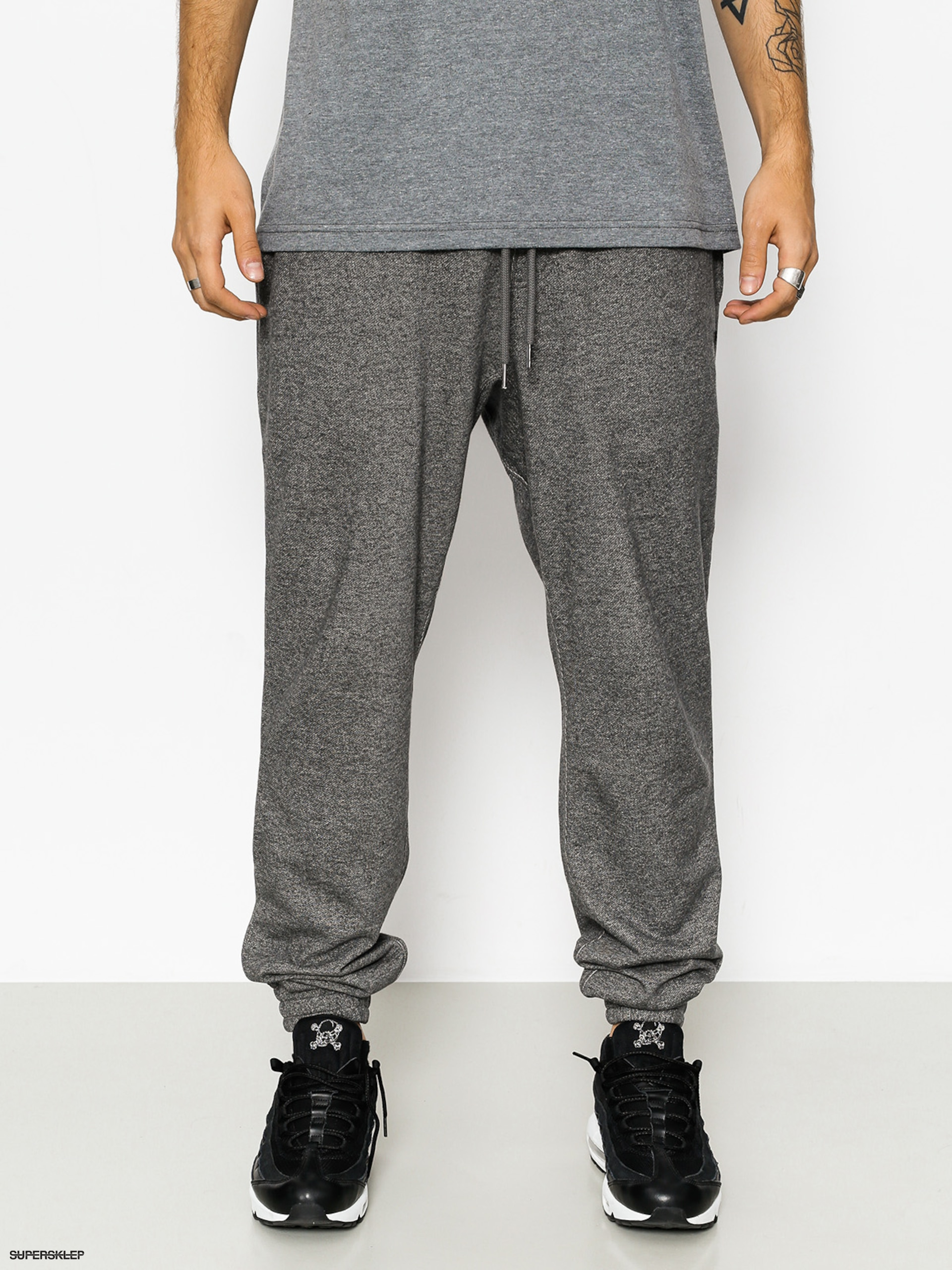 Spodnie Supra Spar (charcoal heather)