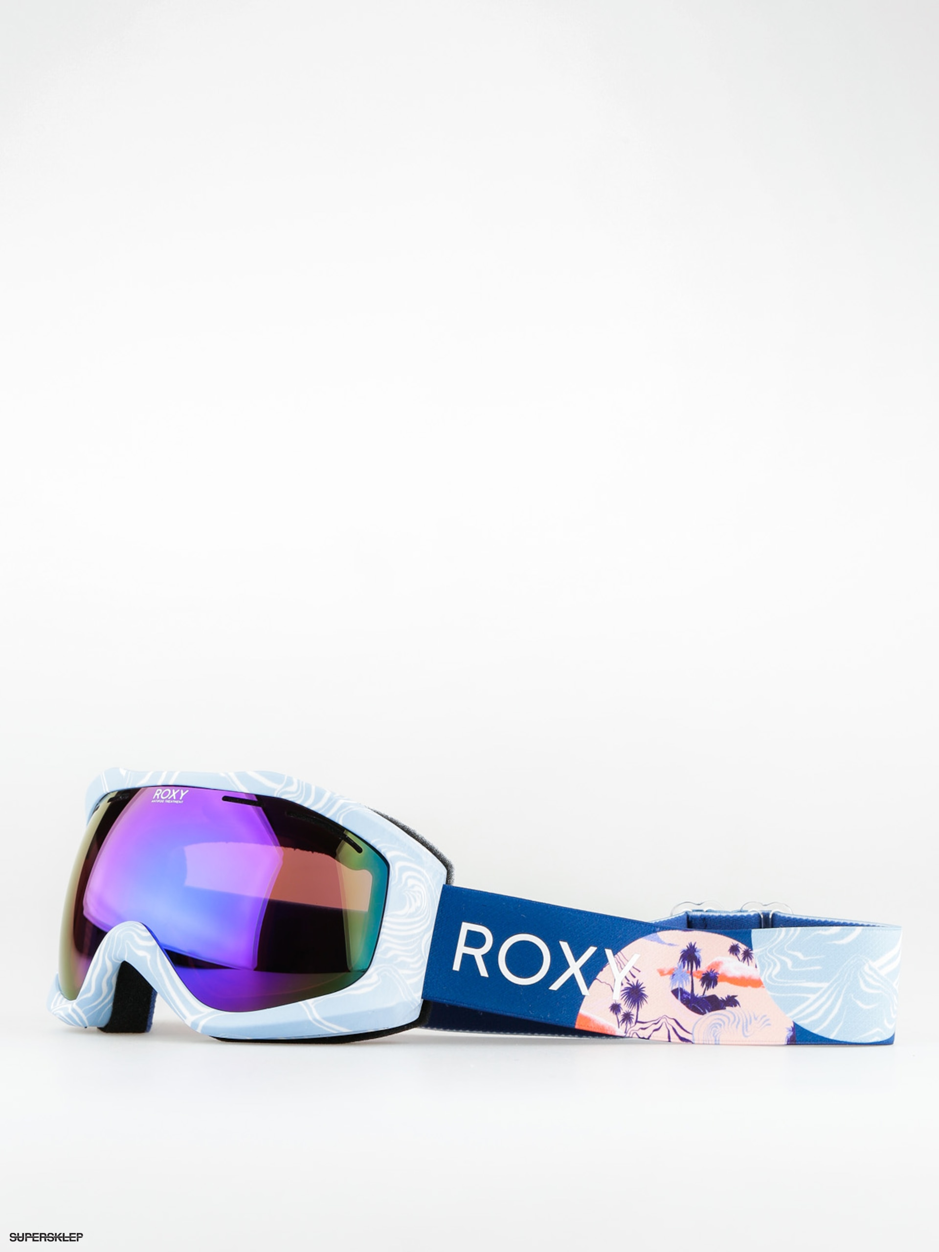 Gogle Roxy Sunset Art Seri Wmn (pop snow)
