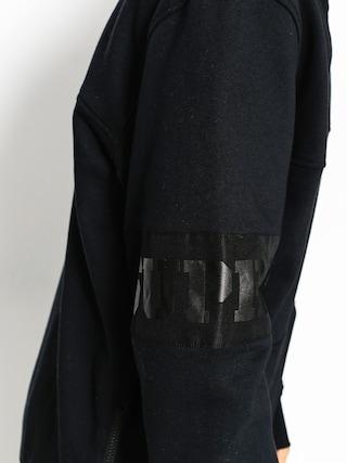 Bluza Supra Spar Mock Half Zip (black)