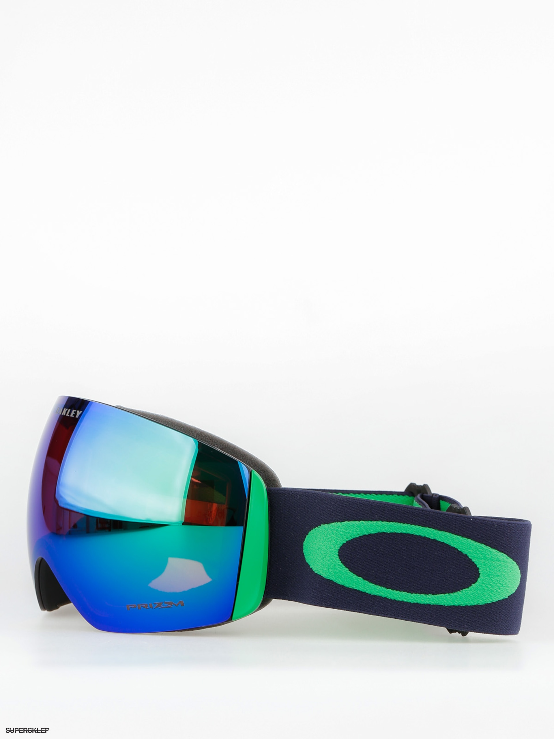 Gogle Oakley Flight Deck (fathom jade/prizm snow jade iridium)