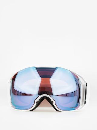 Gogle Oakley Airbrake XL (polished white/prizm sapphire iridium & prizm hi pink iridium)
