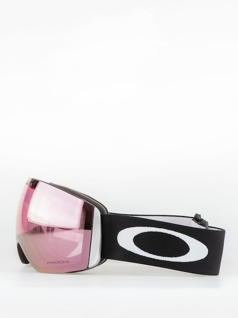 Gogle Oakley Flight Deck (matte black/prizm hi pink iridium)