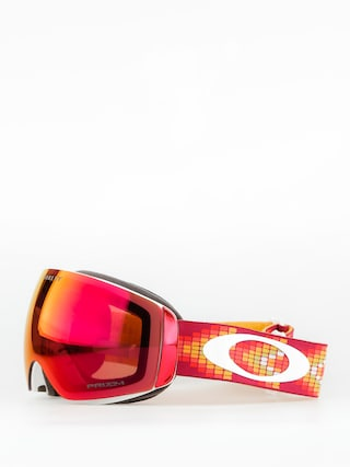 Gogle Oakley Flightdeck Xm (digi snake red/prizm snow torch iridium)