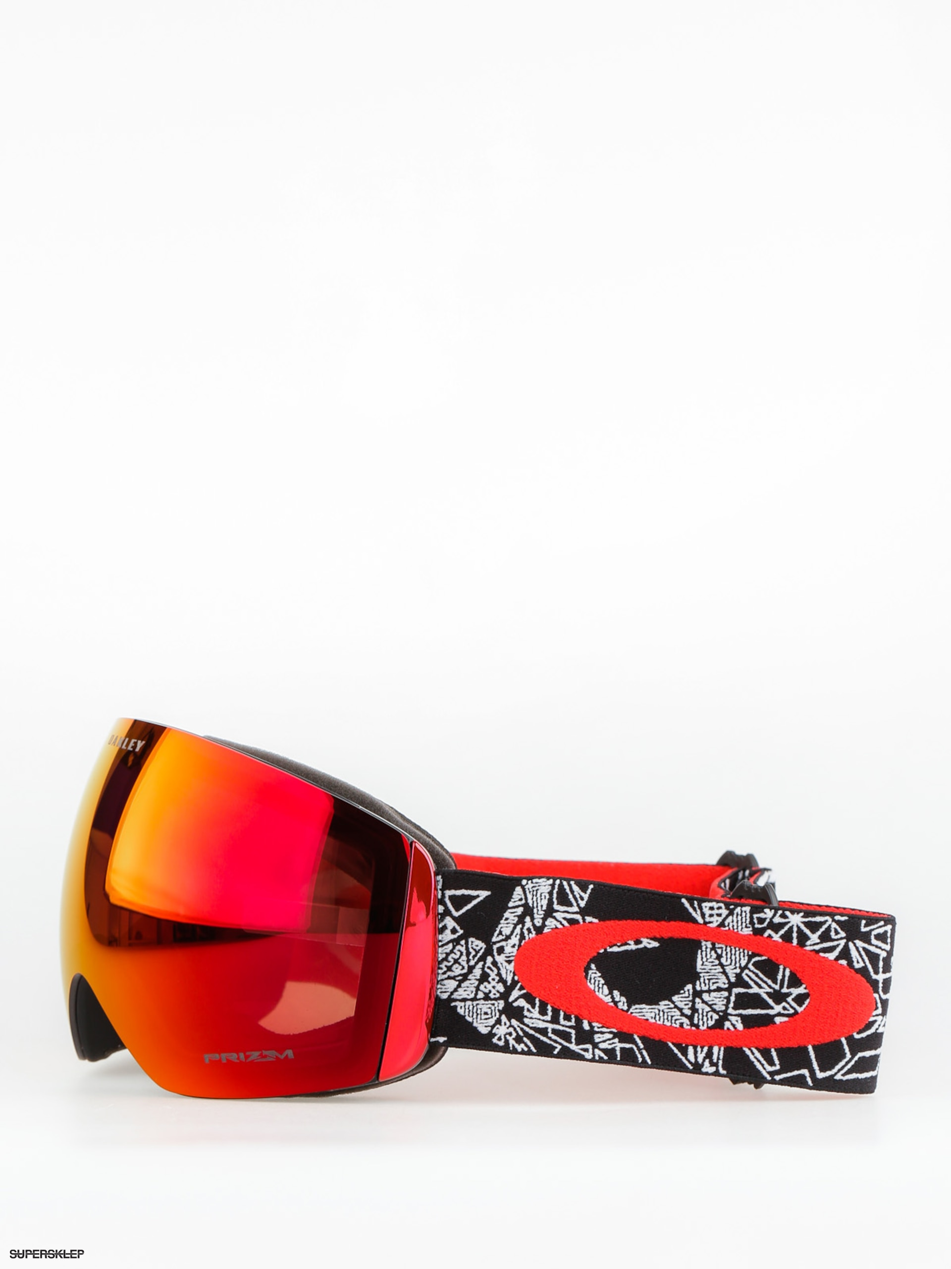 Gogle Oakley Flight Deck (craneos muertos/prizm snow torch iridium)