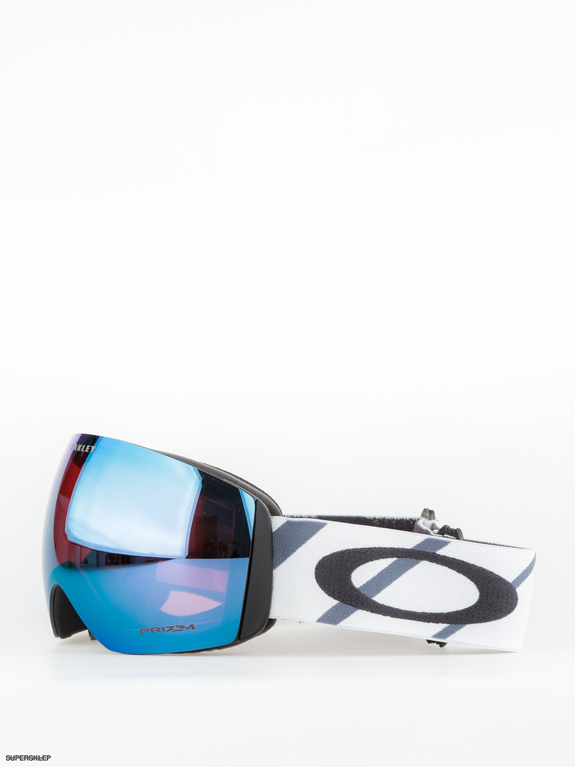 Gogle Oakley Flight Deck (hazard bar slate ice/prizm snow sapphire iridium)