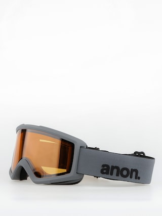 Gogle Anon Helix 2.0 Non Mir (stealth/amber)