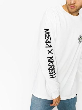 Longsleeve Kr3w Heroin X Kr3W (white)