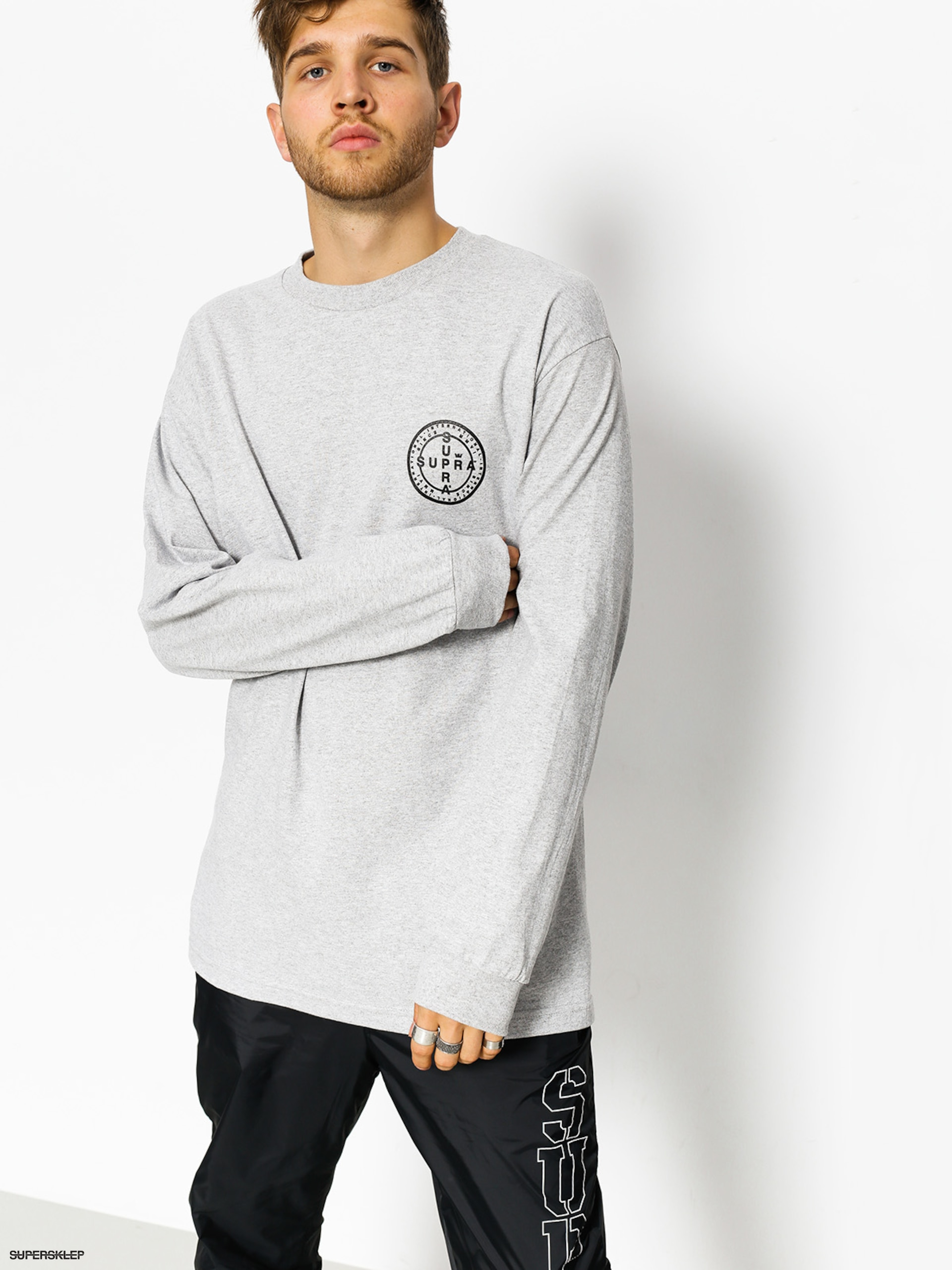 Longsleeve Supra Cross Seal