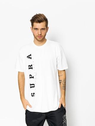 T-shirt Supra Heritage (white/black)