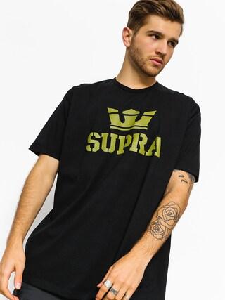 T-shirt Supra Above (black/olive)