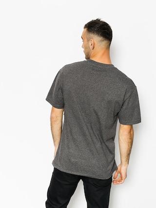 T-shirt DGK Crest 2 (charcoal heather)