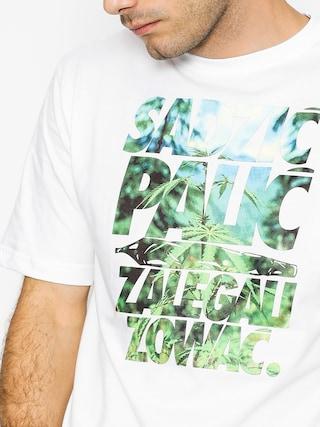 T-shirt El Polako Sadzić (white)