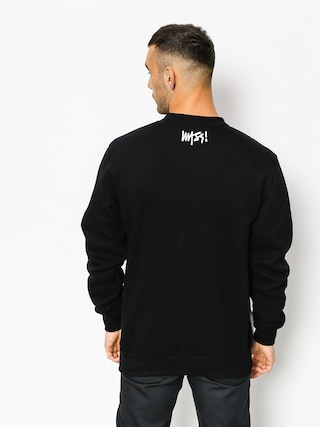 Bluza MassDnm Burn Bi**h (black)