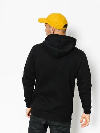 Bluza z kapturem El Polako Sadzić HD (black)