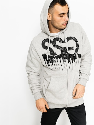 Bluza z kapturem SSG City ZHD (grey)