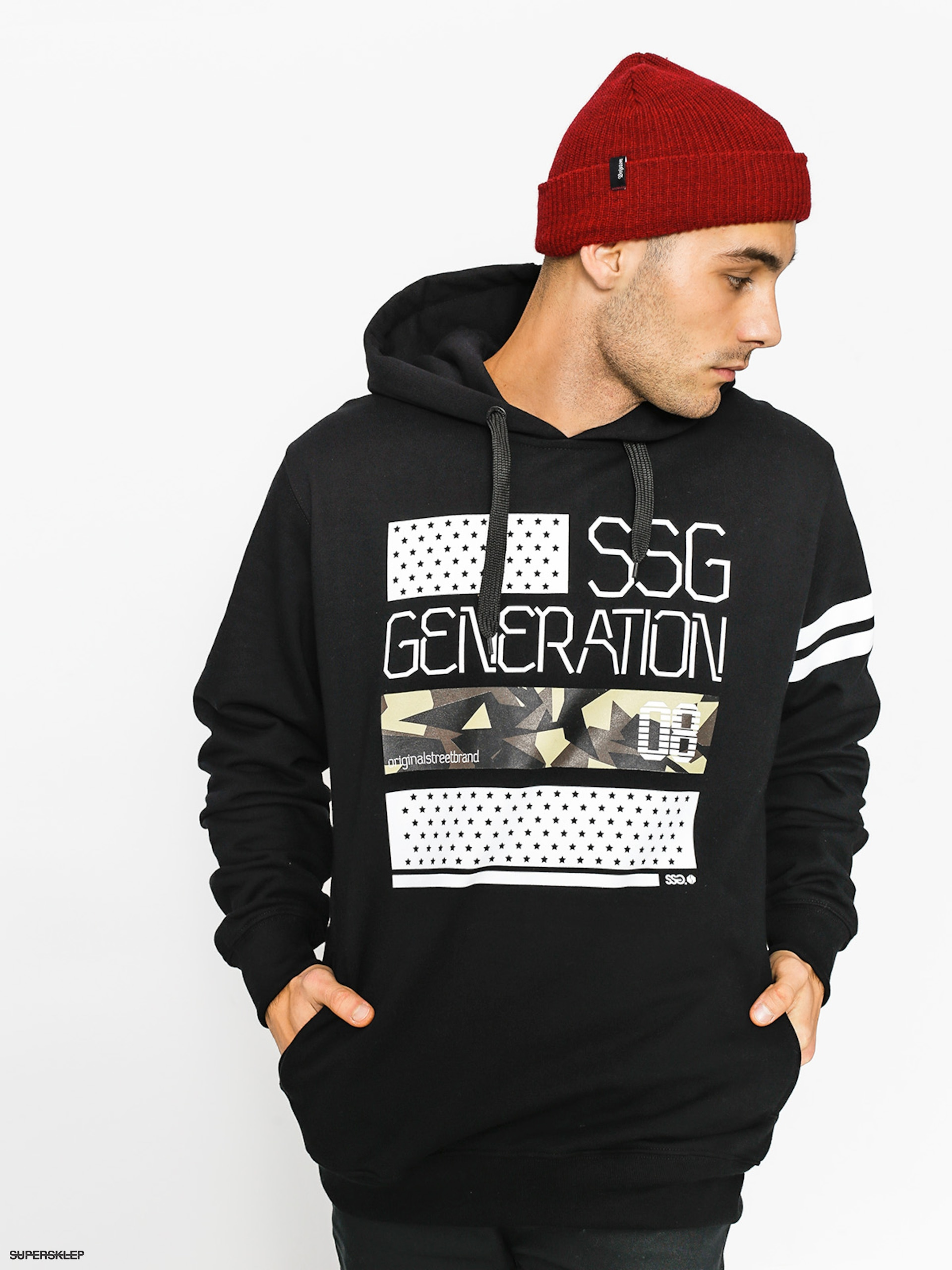 Bluza z kapturem SSG Generation HD