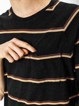 T-shirt Kr3w Punx (blk/oxblood)