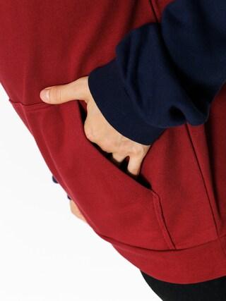 Bluza z kapturem Emerica Purity HD (oxblood)
