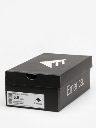 Buty Emerica Provost Slim Vulc (black/white/gum)
