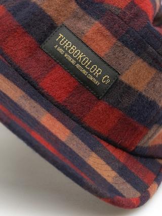 Czapka z daszkiem Turbokolor Pagan ZD (flannel)