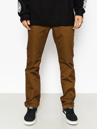 Spodnie Kr3w K Slim Chino (coffee)
