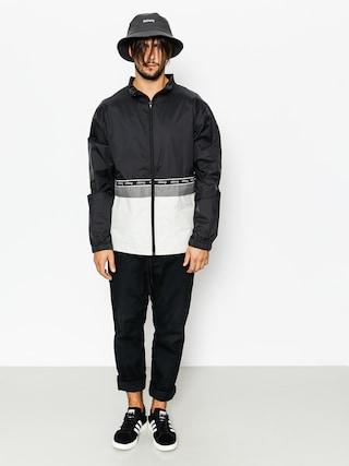 Kurtka Stussy Nylon Warm Up Jacket (black)