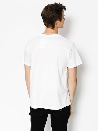 T-shirt Smith's Pacyfik (white)