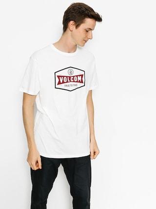 T-shirt Volcom Budy Bsc (wht)