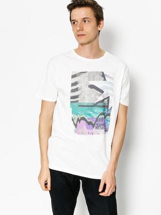 T-shirt Volcom Mag Vibes Bsc (wht)