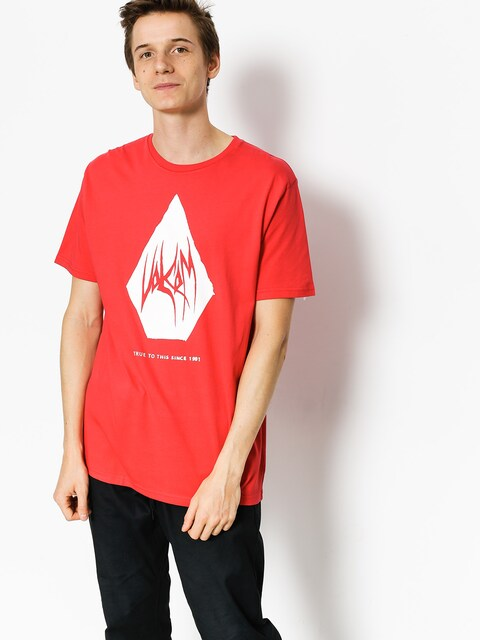 T-shirt Volcom Carving Block Bsc