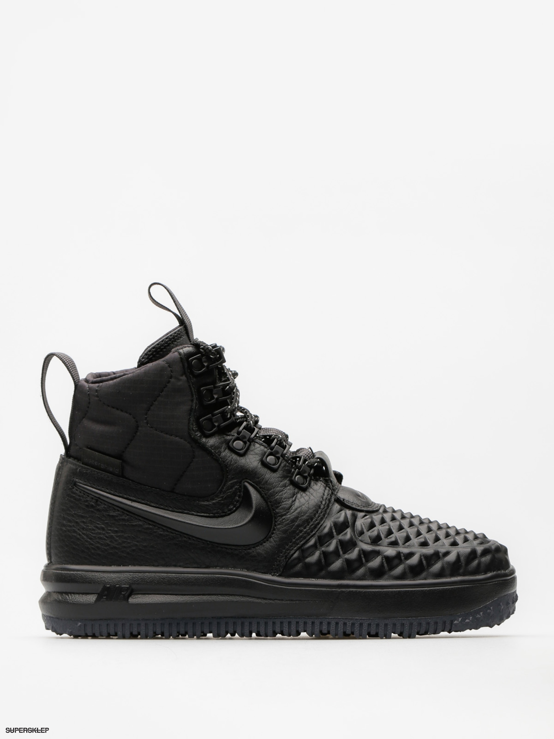 Buty Nike Lunar Force 1 Duckboot Wmn (black/black white)
