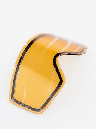 Gogle Anon Helix 2.0 W/Spare (black/silver amber)