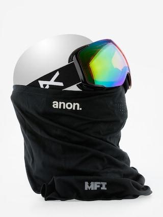 Gogle Anon M2 Mfi (black/sonargreen)