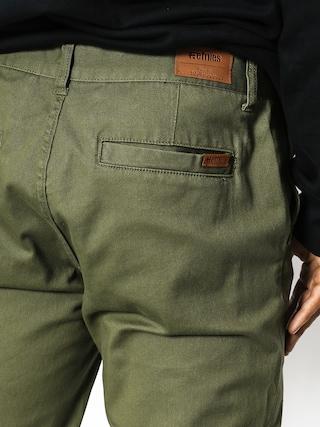 Spodnie Etnies Essential Straight Chino (olive)