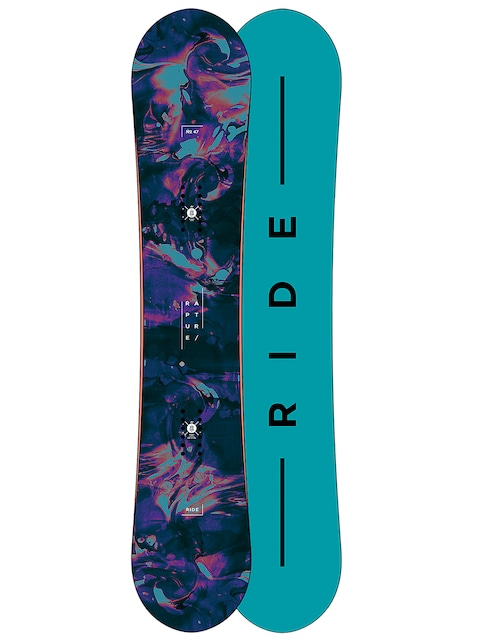 Deska snowboardowa Ride Rapture Wmn (teal/black)