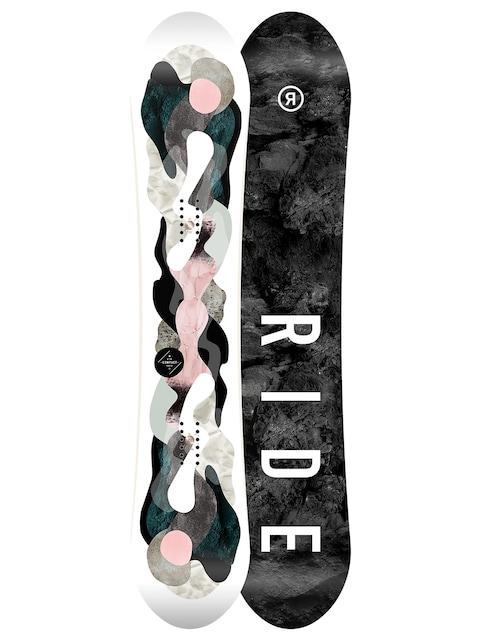 Deska snowboardowa Ride Compact Wmn (smoke rocks)