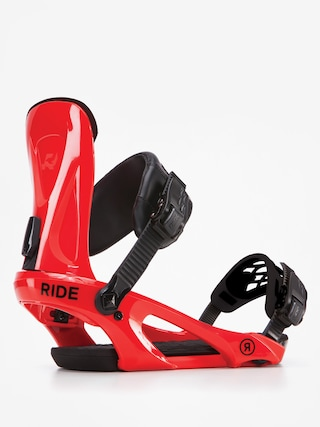 Wiązania snowboardowe Ride Kx (red)