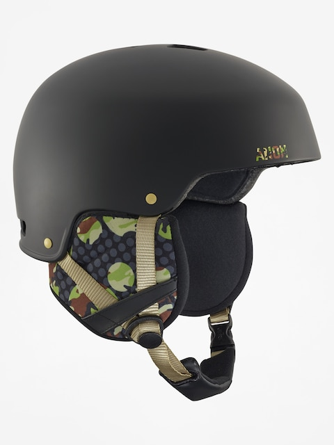 Kask Anon Striker (circle camo black)