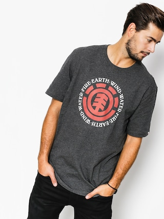 T-shirt Element Seal (charcoal heather)
